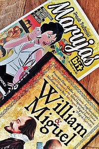 Marujas Bit (la vida en un bit) William & Miguel Poe Books